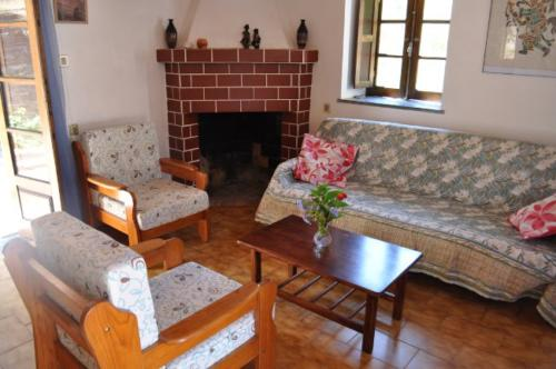 bungalow woonkamer